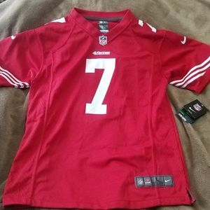 Youth Large Nike San Francisco 49ers Jersey